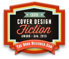 E-Book Cover Design Award for Ethan Justice Origins
