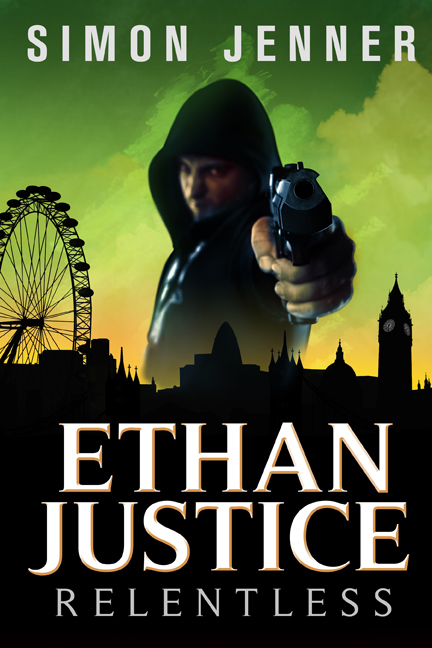Ethan Justice: Relentless in Green Option 2