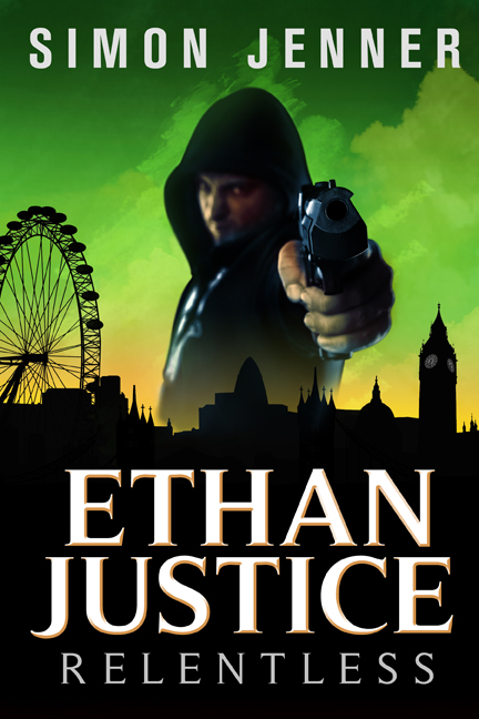 Ethan Justice: Relentless in Green Option 3 - Winner