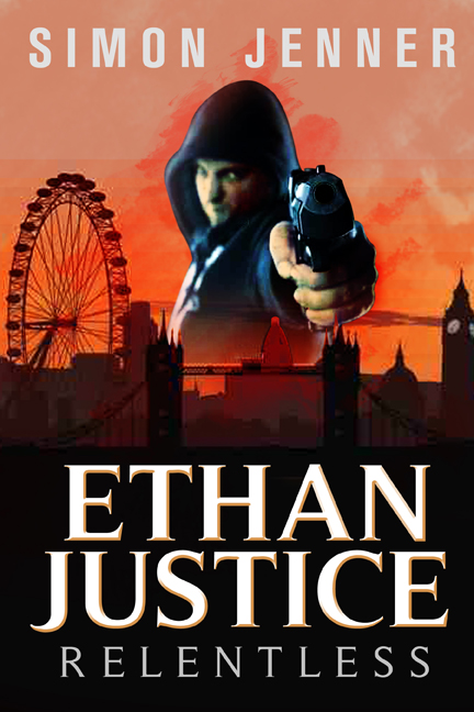 Ethan Justice: Relentless in Orange