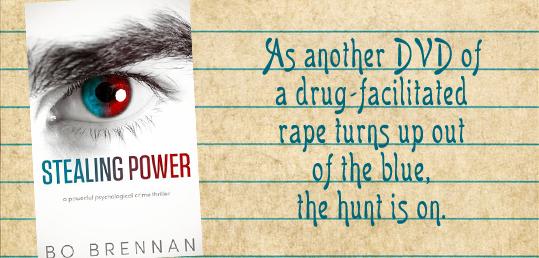 Stealing Power by Bo Brennan