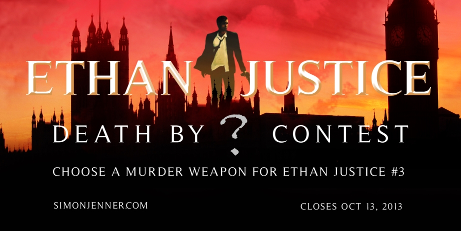 Death By ? Contest - Ethan Justice #3