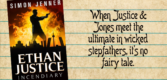 Ethan Justice: Incendiary