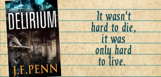 Delirium by J.F. Penn