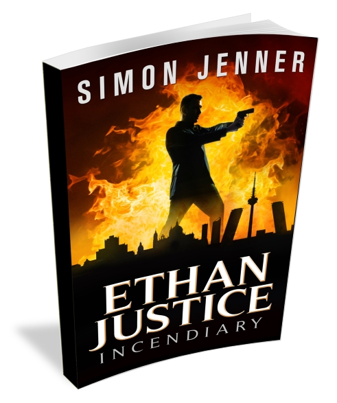 Ethan Justice Incendiary
